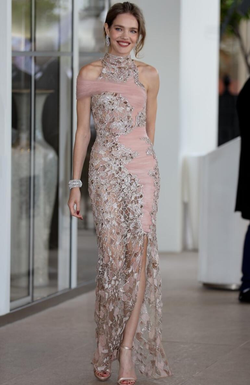 Rus model Natalia Vodianova Türkiye'de