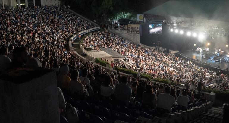 Tan Taşçı konserine yoğun ilgi