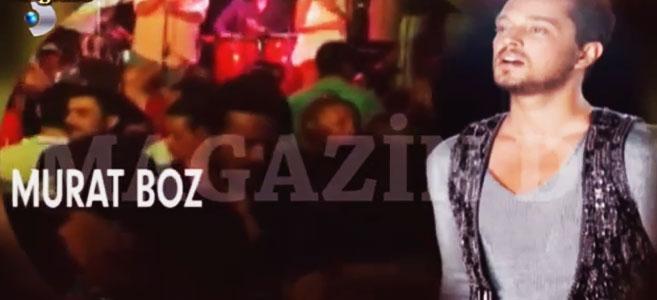 Photo of Yine özel, yine sadece Magazin D'de! İşte Murat Boz'un aşk gecesi!..VİDEO