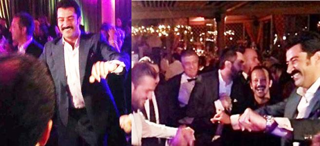 Photo of Engin Altan'la Neslişah Alkoçlar'ın düğününde İmirzalıoğlu damga vurdu!