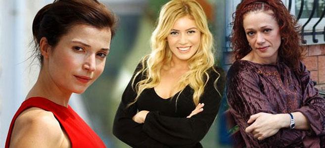 Photo of Sinem Kobal, Bennu Yıldırımlar ve Selma Ergeç'e 3 yakışıklı başrol!..