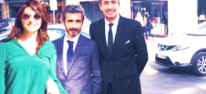 Photo of Erkan Petekkaya'yla Nurgül Yeşilçay 'Paramparça'sıyla Cannes'da!..