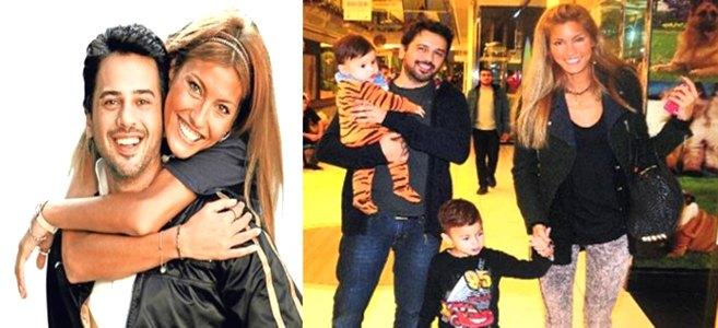 Photo of Emre Altuğ'yla Çağla Şikel'den oğullarına doğum günü hediyesi!..
