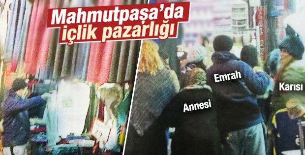 Photo of EMRAH'IN CİMRİLİĞİ MAHMUTPAŞA'DA BELGELENDİ!..
