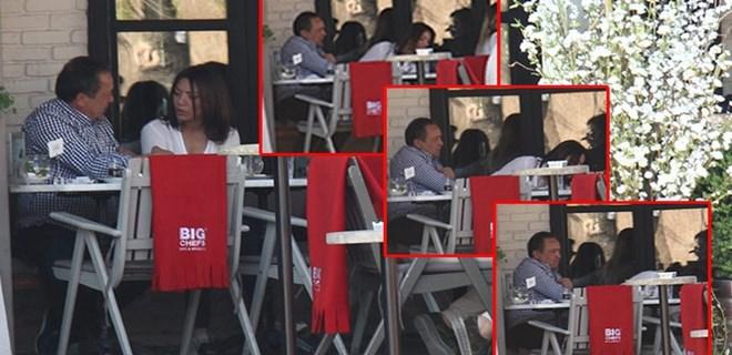 Photo of ADNAN SEZGİN'İN PANİK ANLARI OBJEKTİFLERE YANSIDI!..