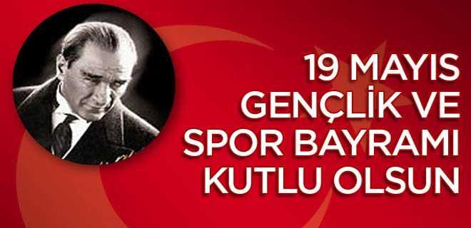 Photo of BUGÜN 19 MAYIS! İŞTE ÜNLÜLERİN 19 MAYIS PAYLAŞIMLARI!..