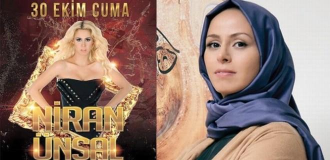 Photo of NİRAN ÜNSAL 'MEYHANE'Yİ İPTAL ETTİ