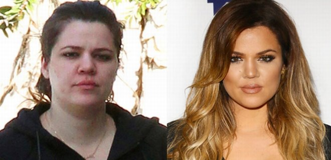 Photo of KHLOE KARDASHIAN'IN MAKYAJSIZ HALİ ŞOKE ETTİ