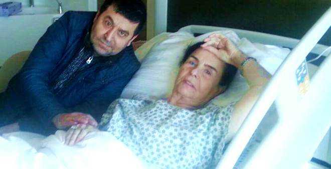 Photo of FATMA GİRİK'İN HASTANEDEKİ İLK FOTOĞRAFI VE AÇIKLAMASI