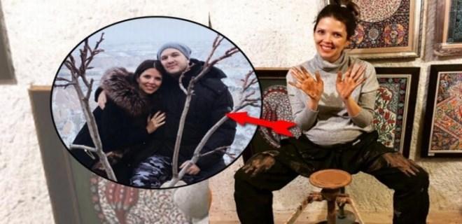 Photo of ŞAHAN GÖKBAKAR'IN EŞİ SELİN GÖKBAKAR'IN BEBEĞİ GÖRÜNDÜ!