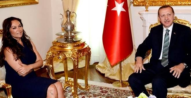 Photo of HÜLYA AVŞAR, CUMHURBAŞKANI ERDOĞAN'IN İSTEĞİYLE PROGRAM YAPACAK