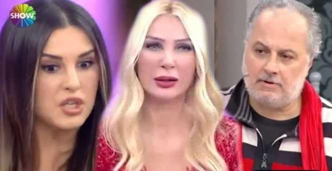 Photo of EBRU DESTAN'IN CANLI YAYINDA ÖZCAN DENİZ İSYANI!