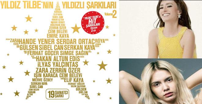 Photo of YILDIZ TİLBE ALBÜMÜNDE ALEYNA TİLKİ KRİZİ!