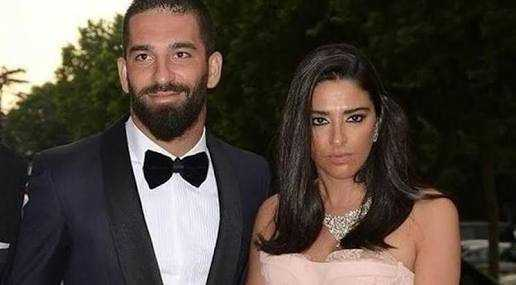 Photo of Arda Turan baba oldu!