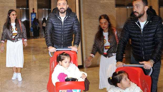 Photo of Demet Akalın ve Okan Kurt 'Hira' için buluştu!