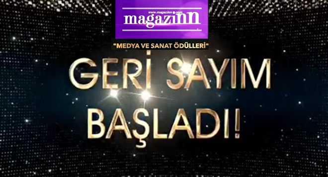 Photo of Magazinn.com 'Medya ve Sanat Ödülleri' için geri sayım başladı! Dev tören 3 Aralık'ta!