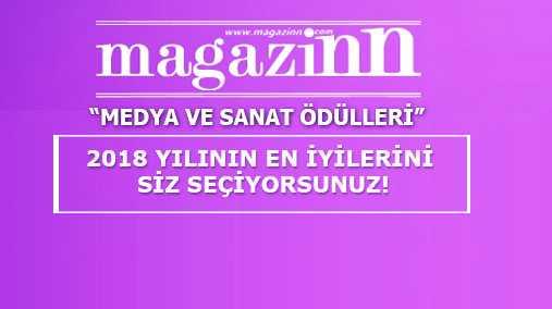 Photo of Magazinn.com 'Medya ve Sanat Ödülleri' 3 Aralık akşamı sahiplerini bulacak!