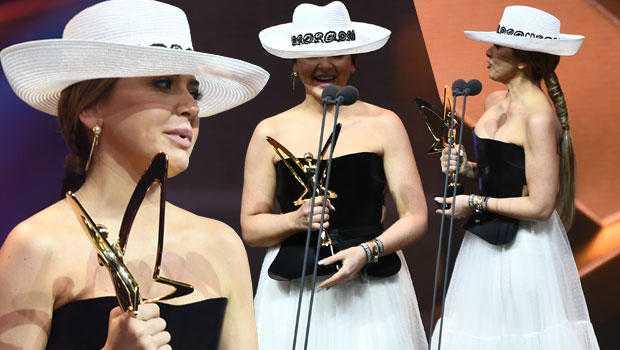 Photo of Hadise'nin Altın Kelebek'teki şapkasının sırrı!