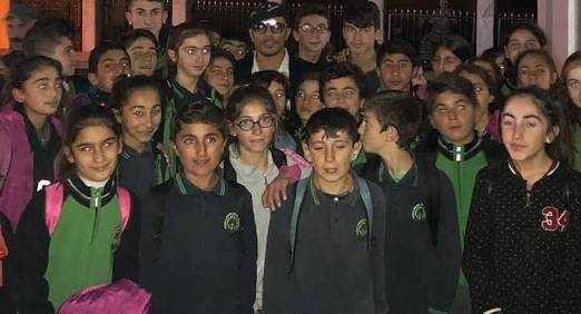 Photo of Nusret Gökçe'den çocuklara: Biz okuyamadık siz okuyun!