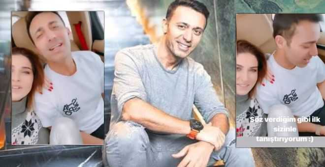 Photo of Mustafa Sandal ve Melis Sütşurup'un ilk görüntüleri!