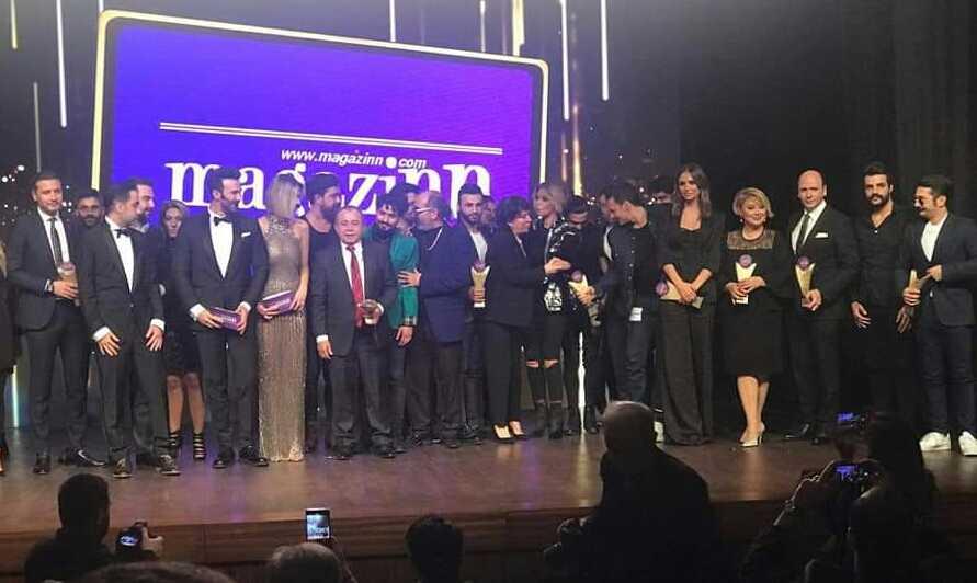 Photo of Magazinn.com Medya ve Sanat Ödülleri dergi manşetlerini de süsledi!
