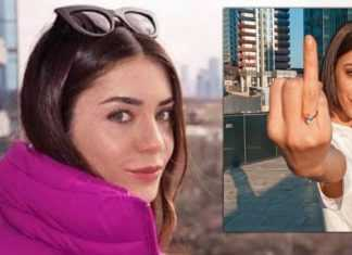 Fulya Zenginer evlilik teklifi aldı