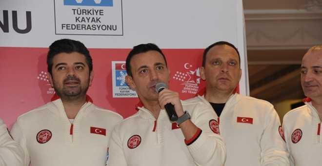 Photo of Mustafa Sandal artık bir milli sporcu!
