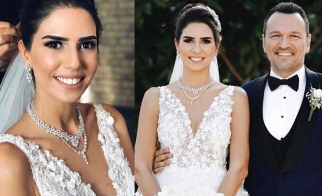 Photo of Ali Sunal, eşi NazlıKurbanzade'ye teşekkür etti!