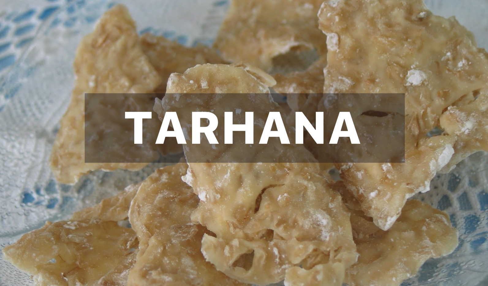 Photo of Tarhana mucizesi!