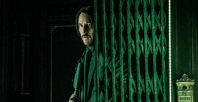 Photo of John Wick 3: Parabellum filminden yeni görsel geldi!