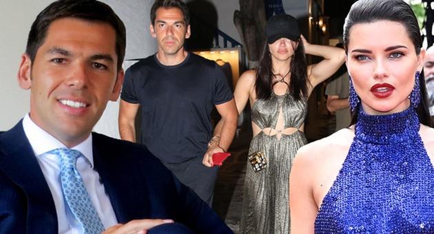 Photo of Adriana Lima'nın sevgilisi bonkör çıktı!