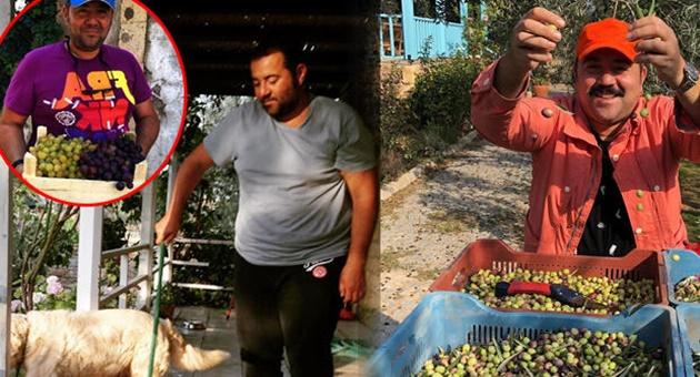 Photo of Ata Demirer kendini çiftliğine verdi!