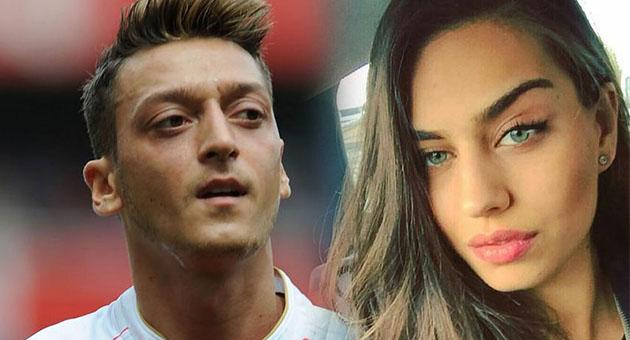 Photo of Mesut Özil, Amine Gülşe için harekete geçti!