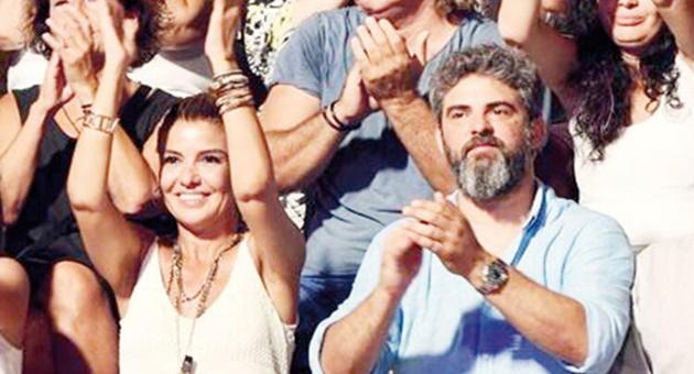 Photo of Gülben Ergen ve Emre Irmak'ın tatil keyfi!