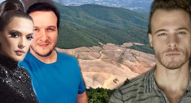 Photo of Ünlü isimler Kaz Dağları için ayağa kalktı!