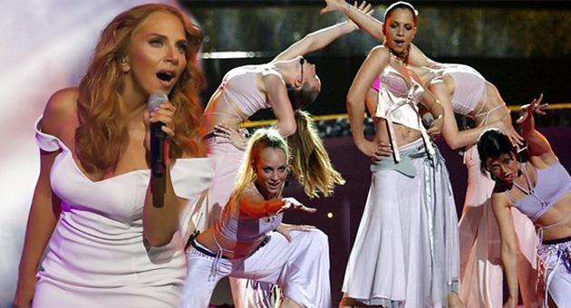 Photo of Sertab Erener'in Eurovision sırrı!