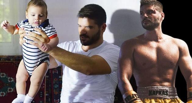Photo of Tolgahan Sayışman ve oğlu Efehan'ı bir araya getiren dizi!
