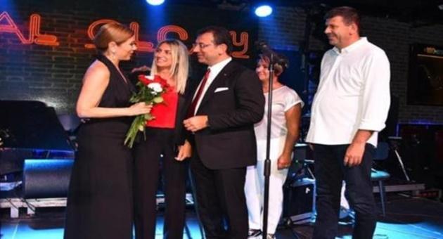 Photo of Ekrem İmamoğlu'ndan Zuhal Olcay'a jest!