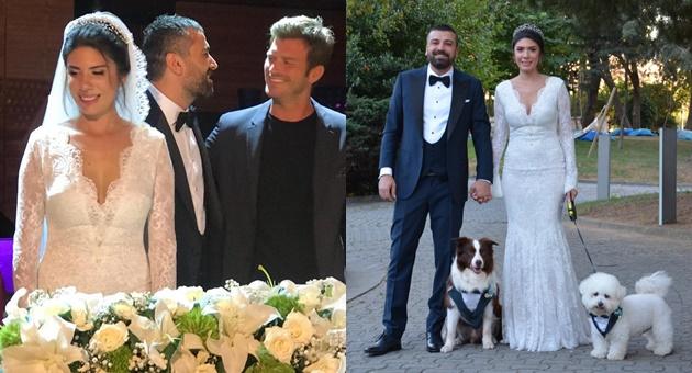 Photo of Kıvanç Tatlıtuğ nikah şahidi oldu!