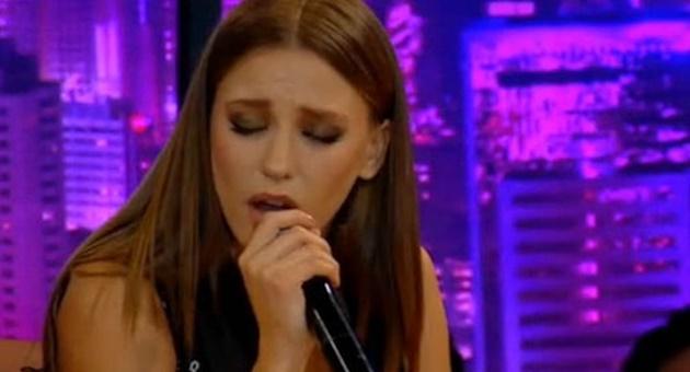 Photo of Serenay Sarıkaya'nın sesine tam not!