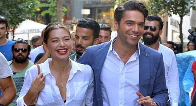 Photo of Neslihan Atagül'den eşine destek!