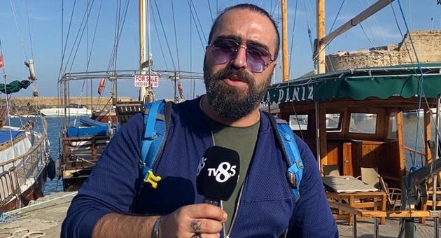 Photo of Sergio Gürlek dünyayı gezecek!