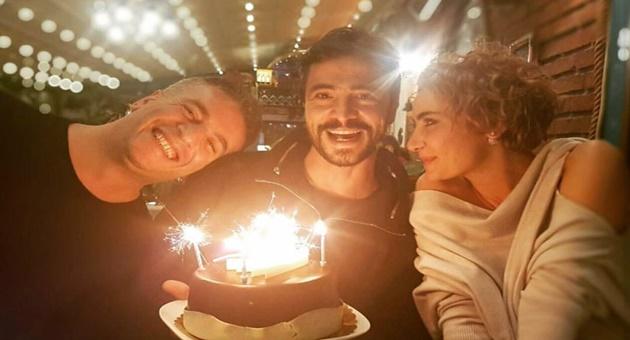 Photo of Murat Cemcir'den 'küslük yok' mesajı!