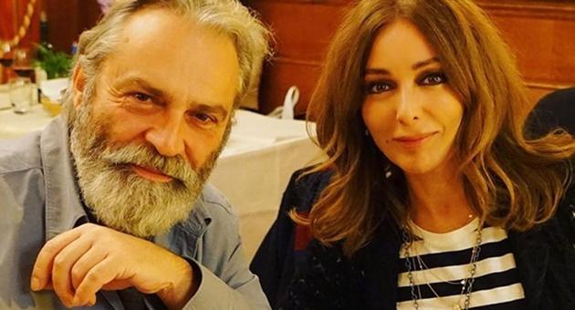 """Photo of Eski aşkından Haluk Bilginer'e: """"Gurur duydum!"""""""