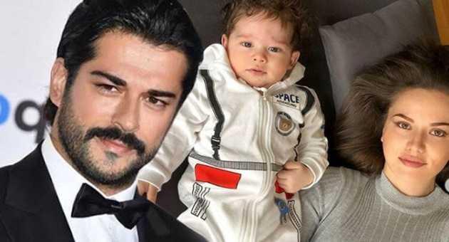 Photo of Karan bebek, Fahriye Evcen ve Burak Özçivit'i geçti!