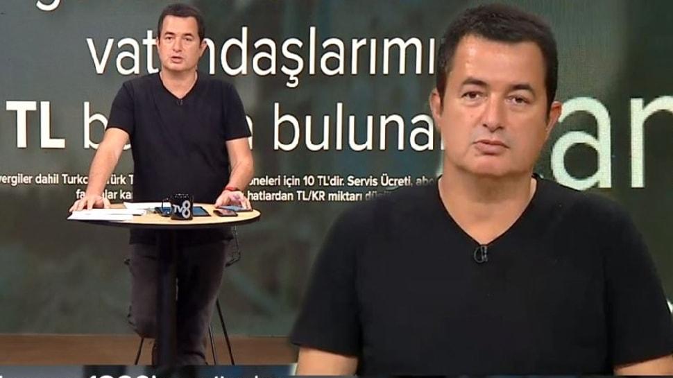 Photo of Acun Ilıcalı, yardım kampanyasıyla ne kadar para topladı?