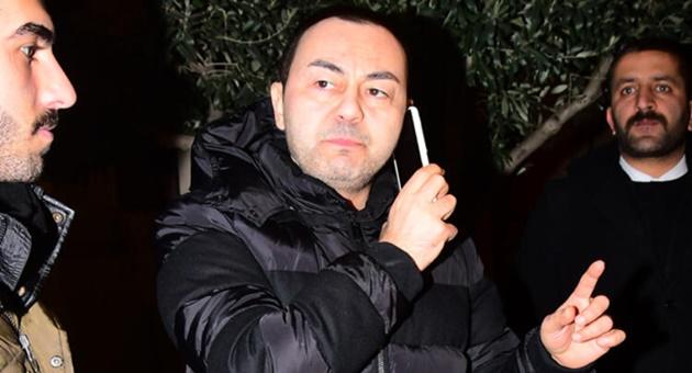 """Photo of Serdar Ortaç: """"Böyle tek başıma mutluyum!"""""""