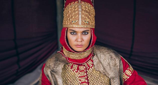 Photo of İlk kadın Türk hükümdarı film oldu!