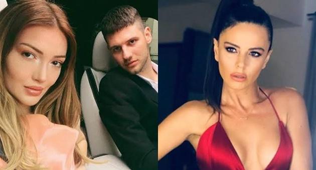 Photo of Danla Bilic'ten eski sevgilisi ve Simge arasındaki aşk iddiasına ilk yorum!