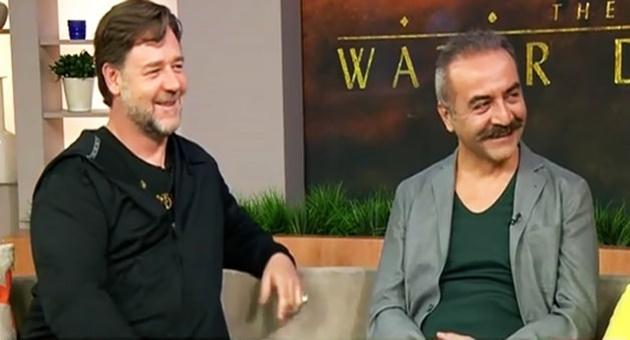 Photo of Yılmaz Erdoğan'ın güldüren Russell Crowe anısı!